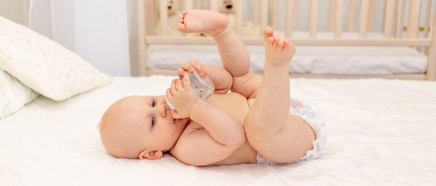 lactose-intolerantie baby